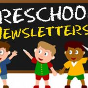 Preschool Newsletters 2017-2018